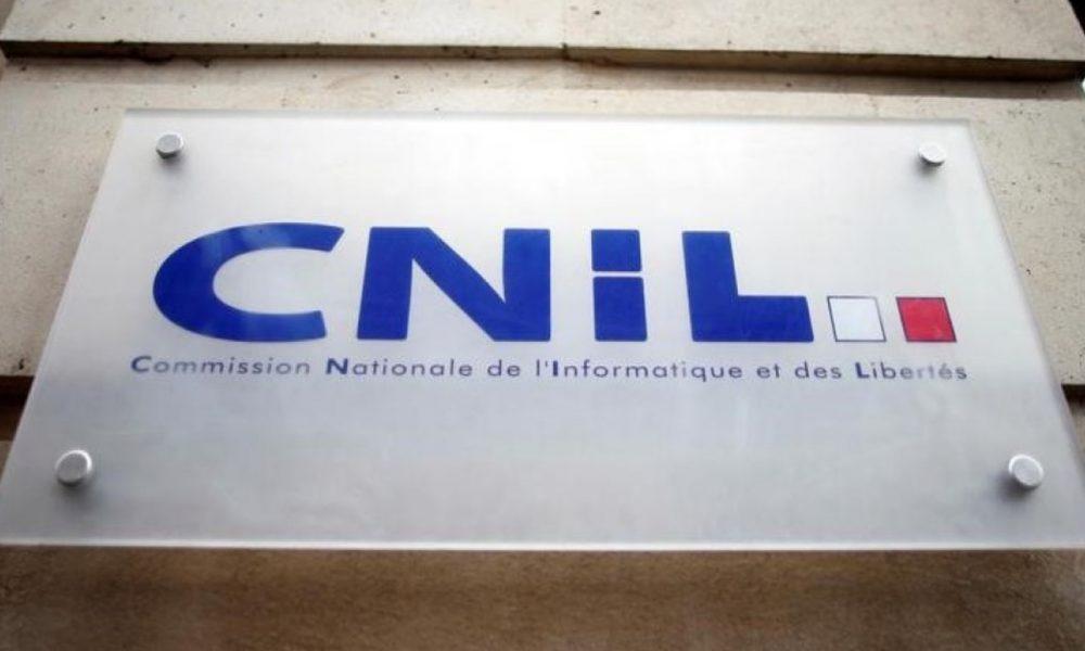 CNIL base de donnees
