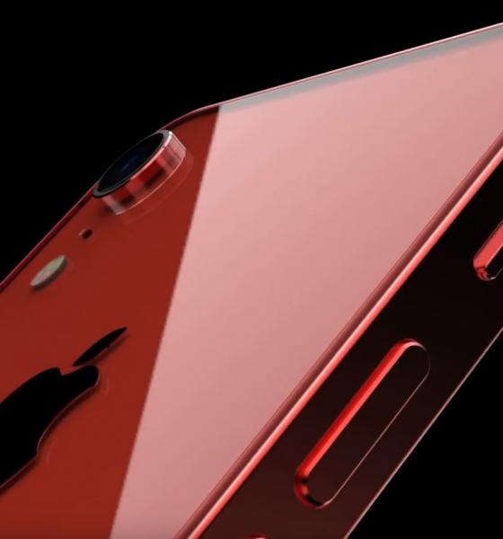Concept d'iPhone SE 2