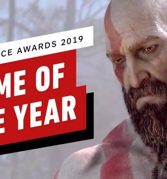 DICE Awards 2019 : God of War meilleur jeu de l'année