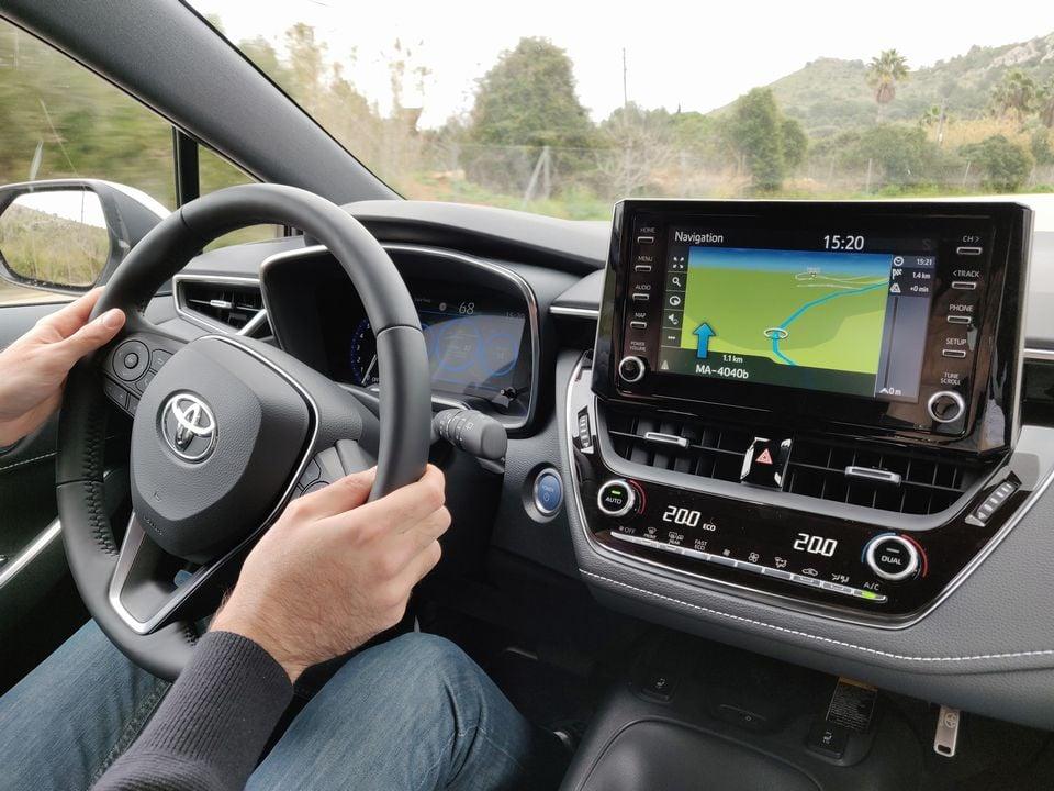 Essai Toyota Corolla