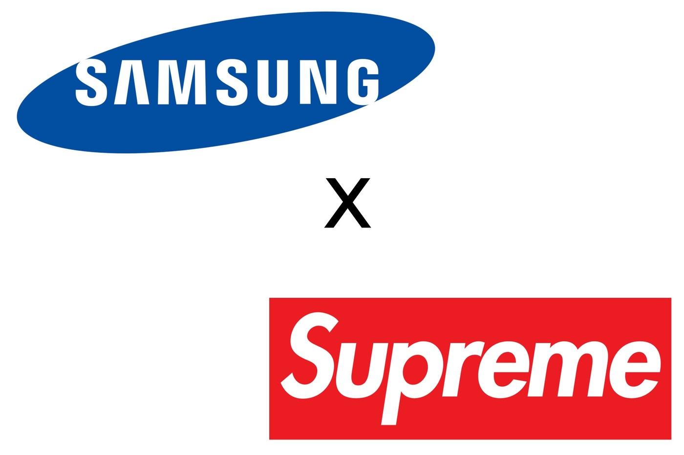 Fin de partenariat avec Samsung pour Supreme Italia