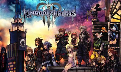 Test Kingdom Hearts 3