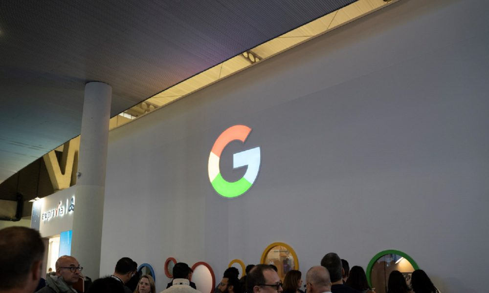 logo de Google au Mobile World Congress