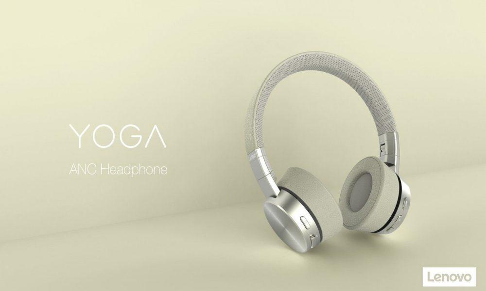 casques antibruit Lenovo Yoga ANC