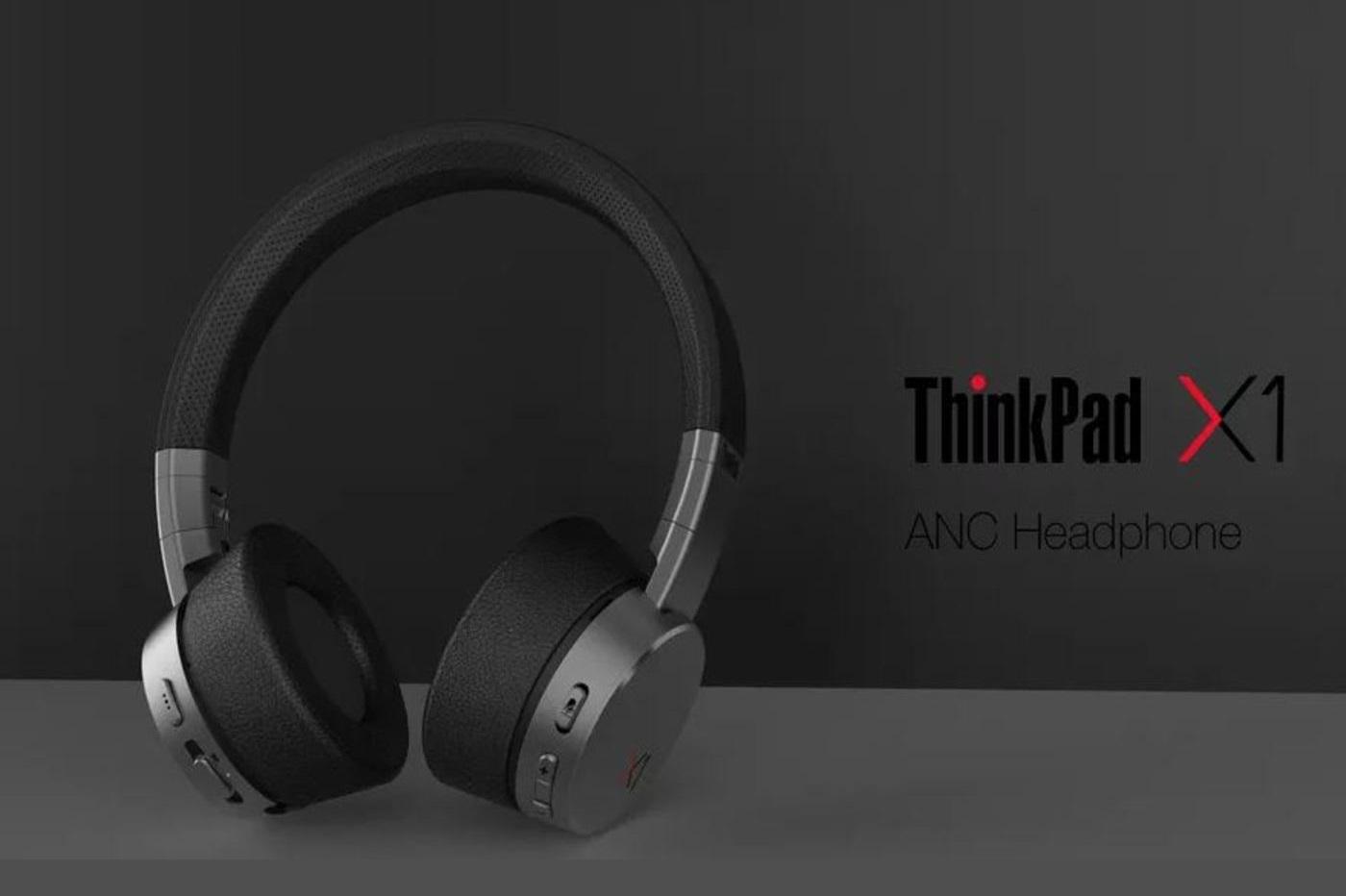 casques antibruit Lenovo ThinkPad X1 ANC