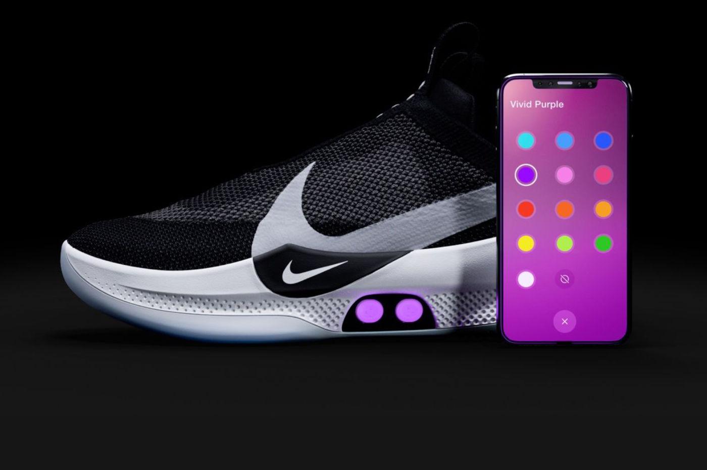Les Nike autolaçantes briquées lors de la mise à jour via Android
