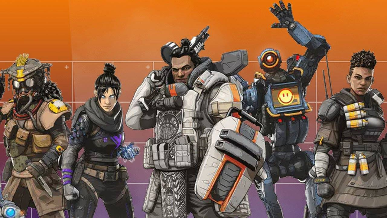 Perso Apex Legends