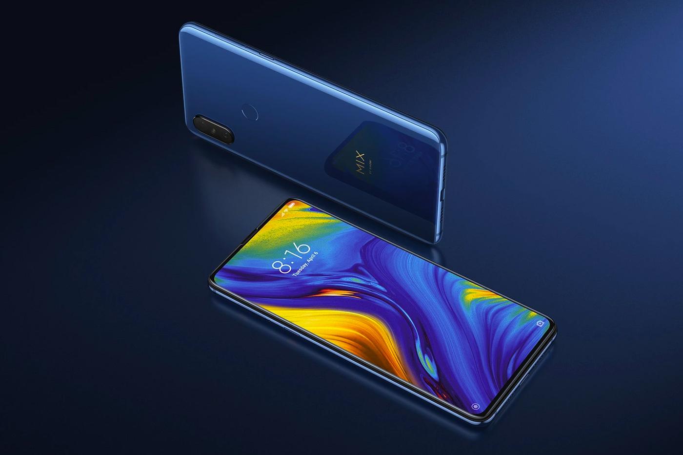 Où acheter le Xiaomi Mi Mix 3 au meilleur prix en 2019 ?
