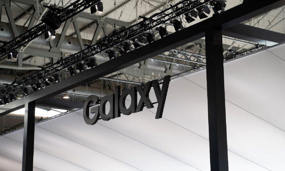 Samsung Galaxy au Mobile World Congress