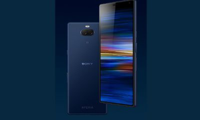 Sony Xperia au Mobile World Congress