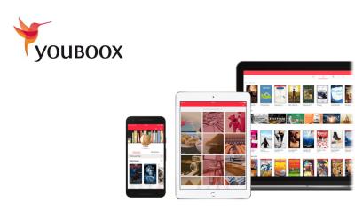 Free propose un an gratuit sur Youboox , le spécialiste des eBooks