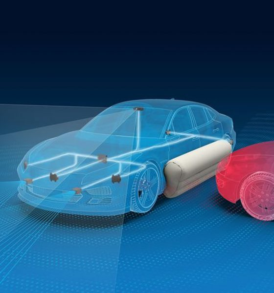 airbag externe ZF
