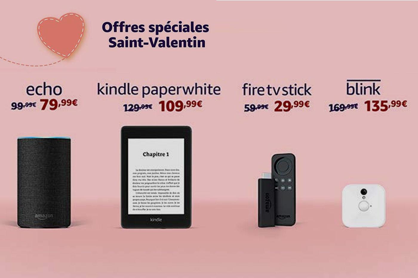 Amazon St Valentin