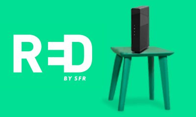box internet forfait mobile redbysfr