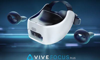 Casque VR HTC Vive Focus Plus