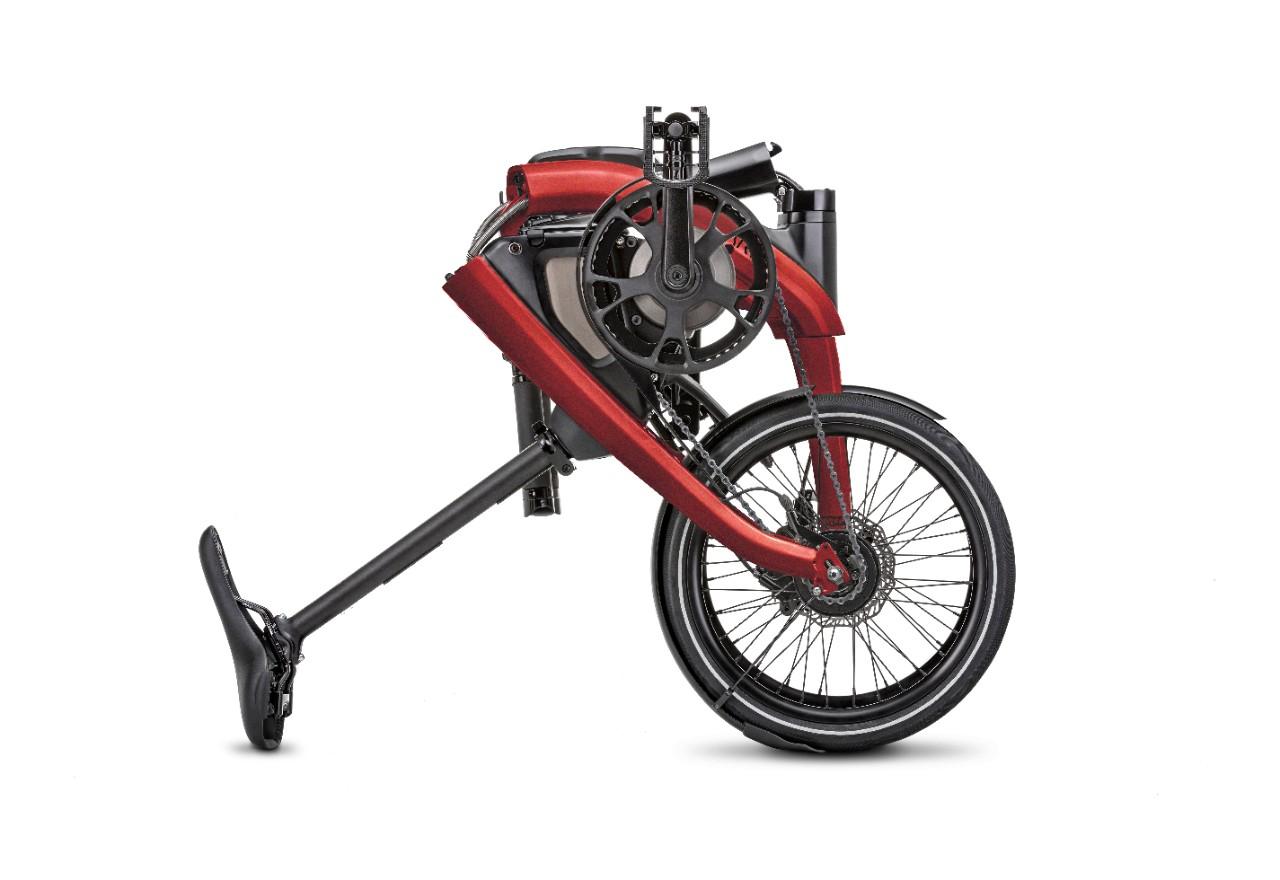 ARĪV Merge, le vélo pliable électrique de GM