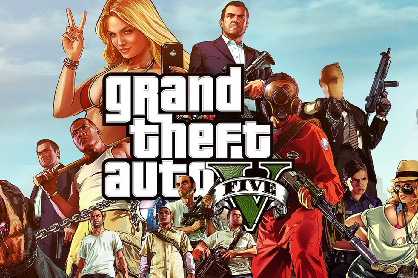 GTA 5 triche