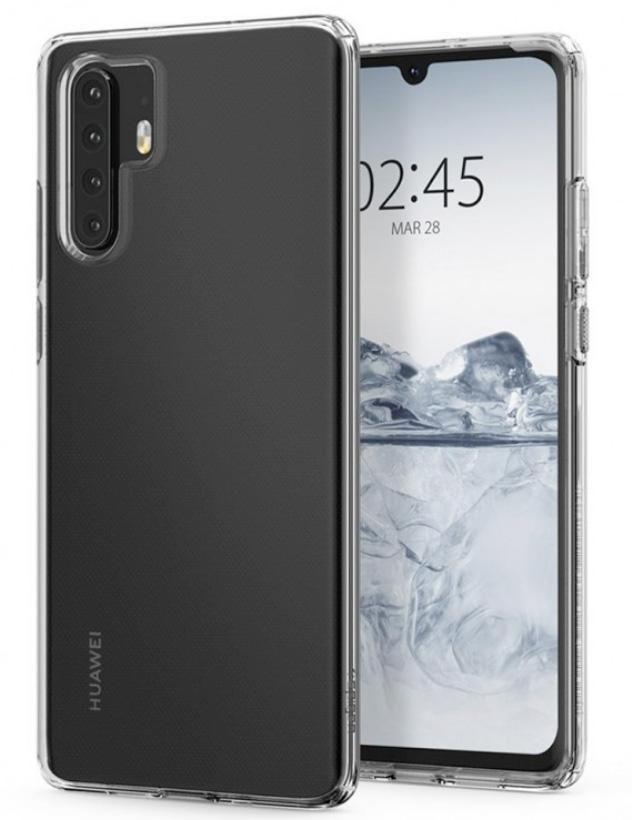 Huawei P30 Pro rendu