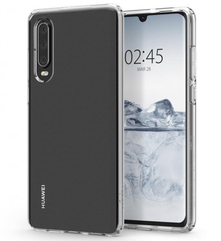 Huawei P30 rendu