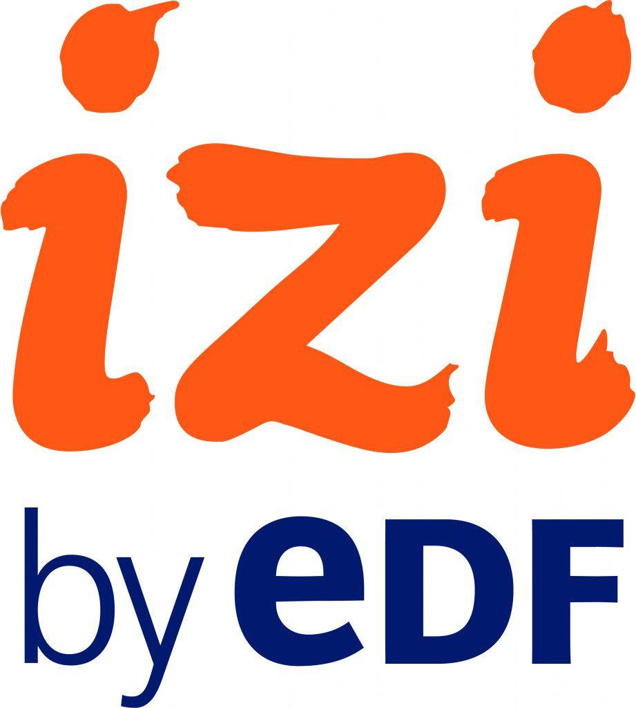IZI by EDF logo