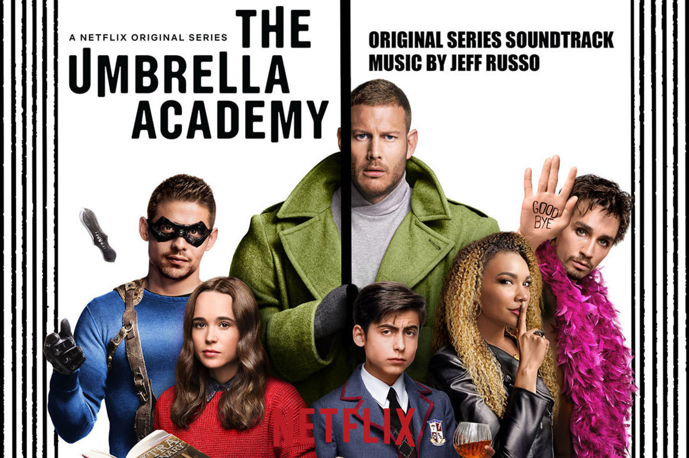 Netflix The Umbrella Academy