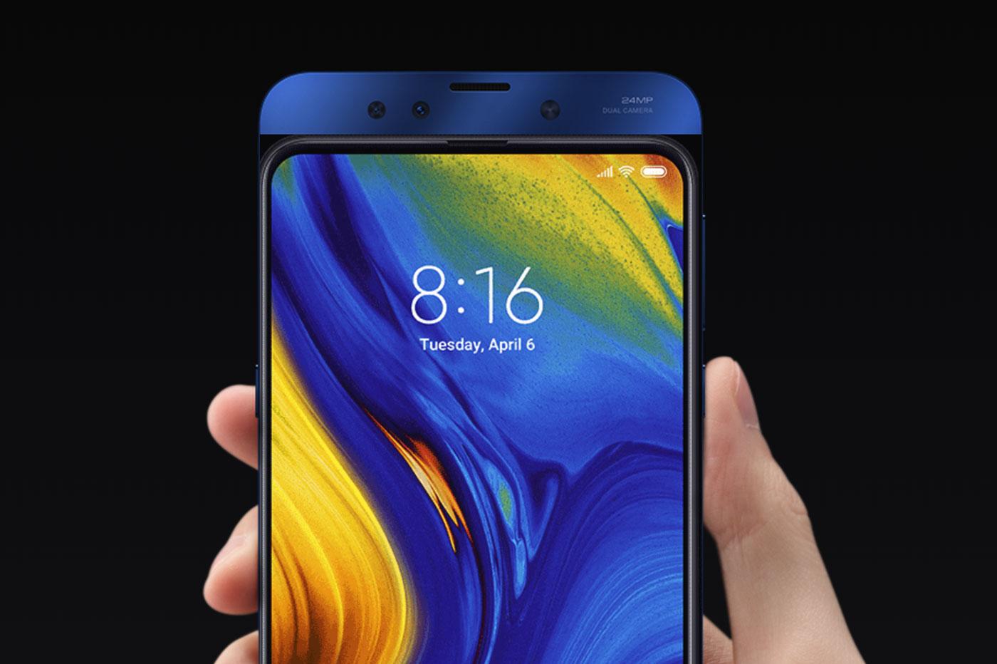 Où acheter Mi Mix 3 Xiaomi ?