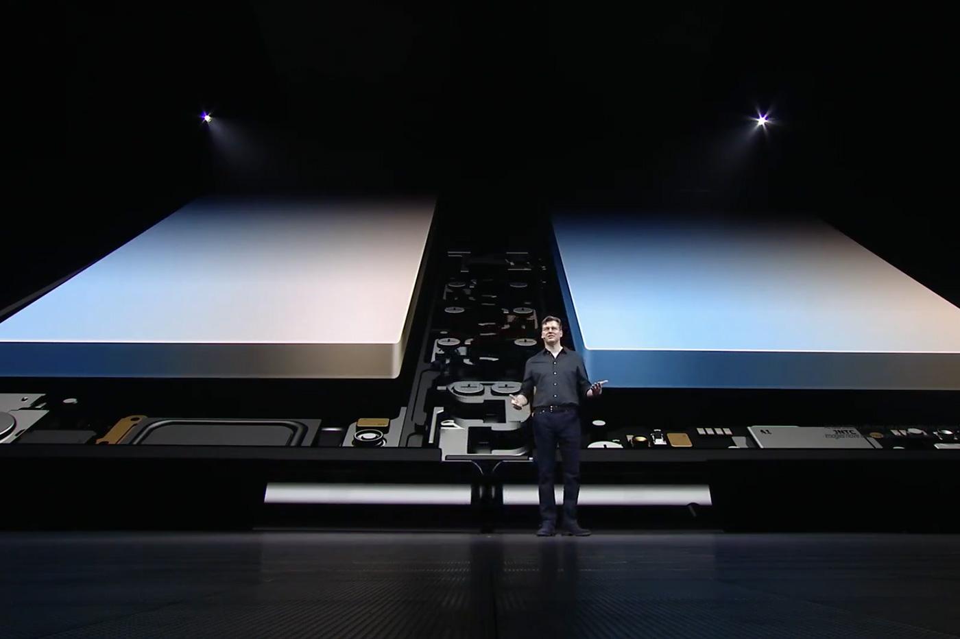 Samsung Galaxy fold batterie