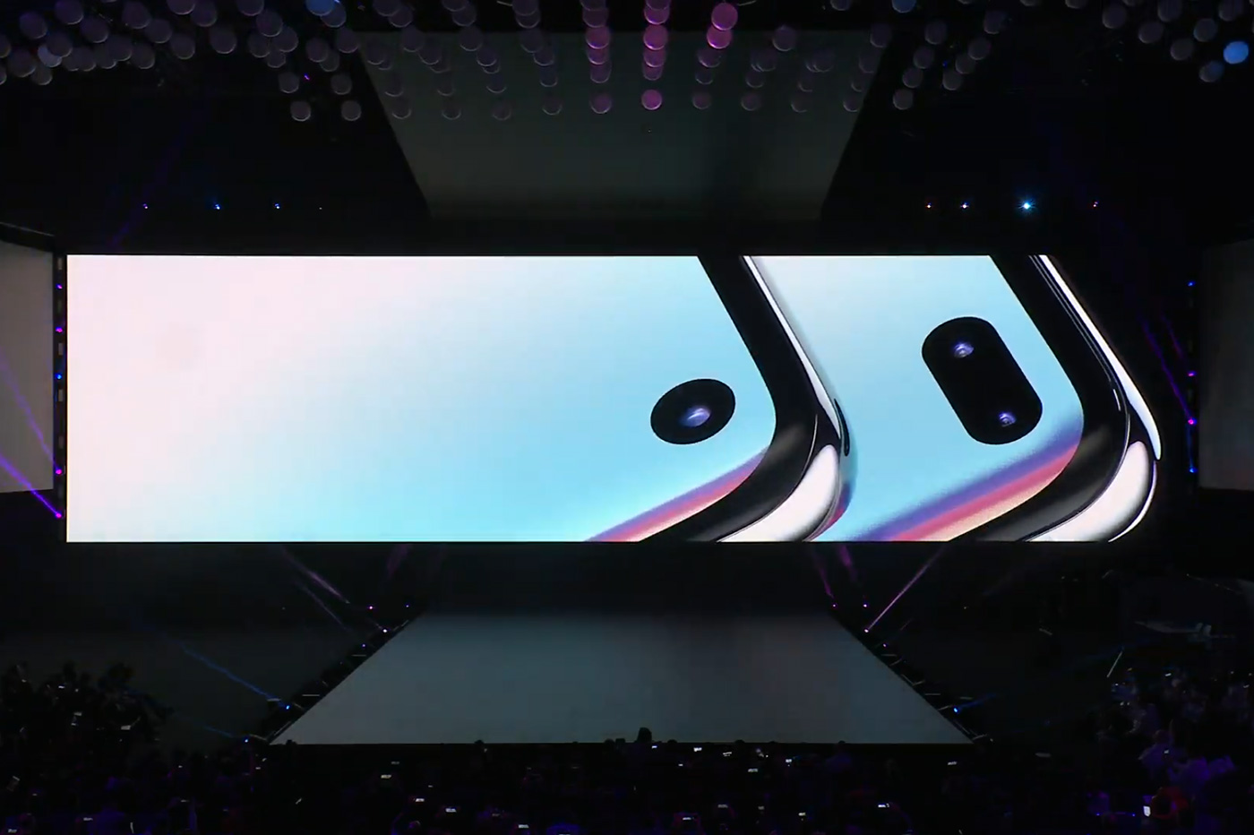 Samsung Galaxy S10e et S10