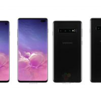 The design of the Samsung Galaxy S10
