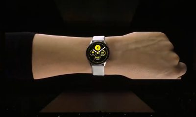Samsung Galaxy Watch bras