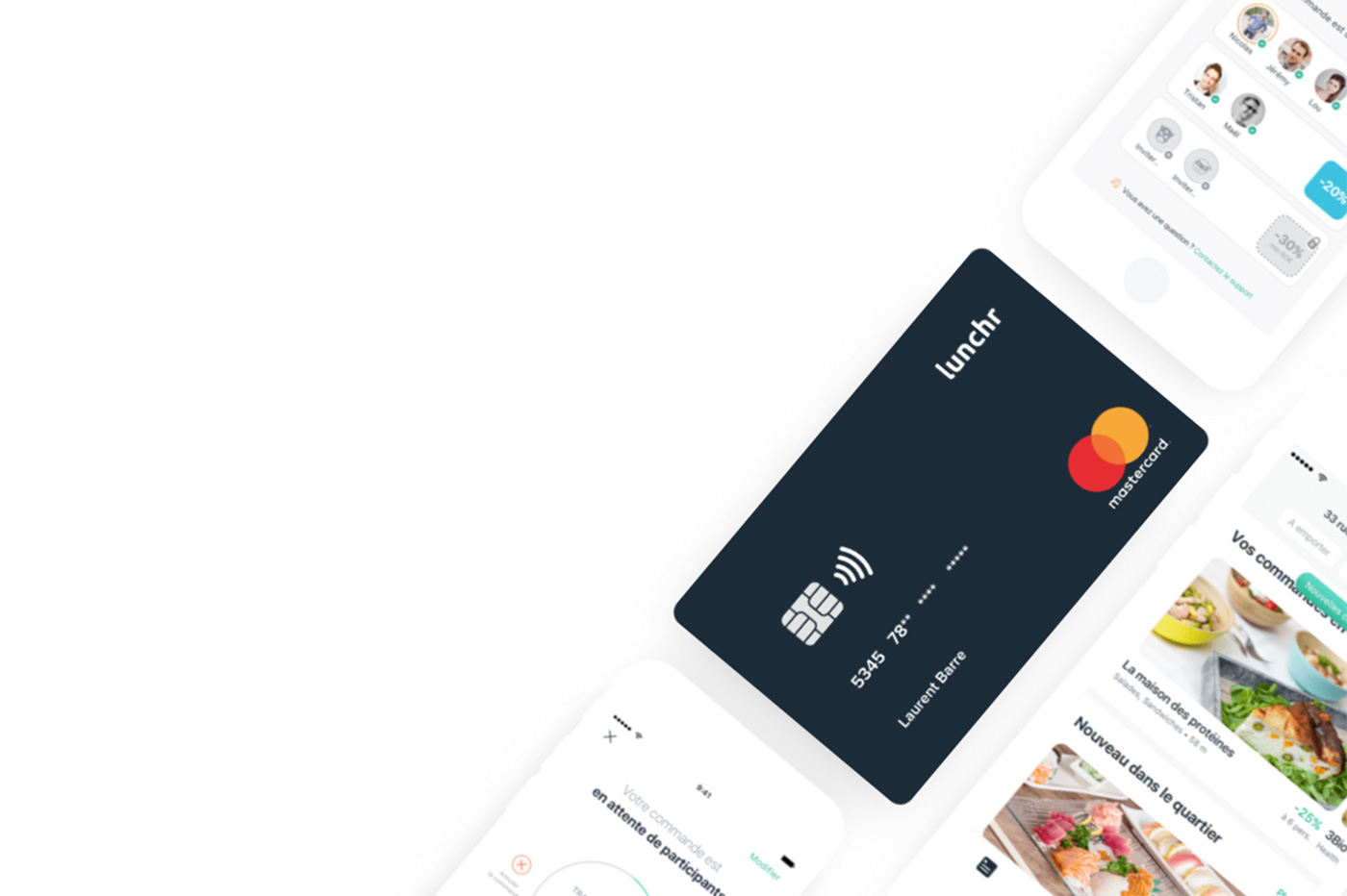 startup Lunchr