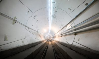 The Boring Company tunnel