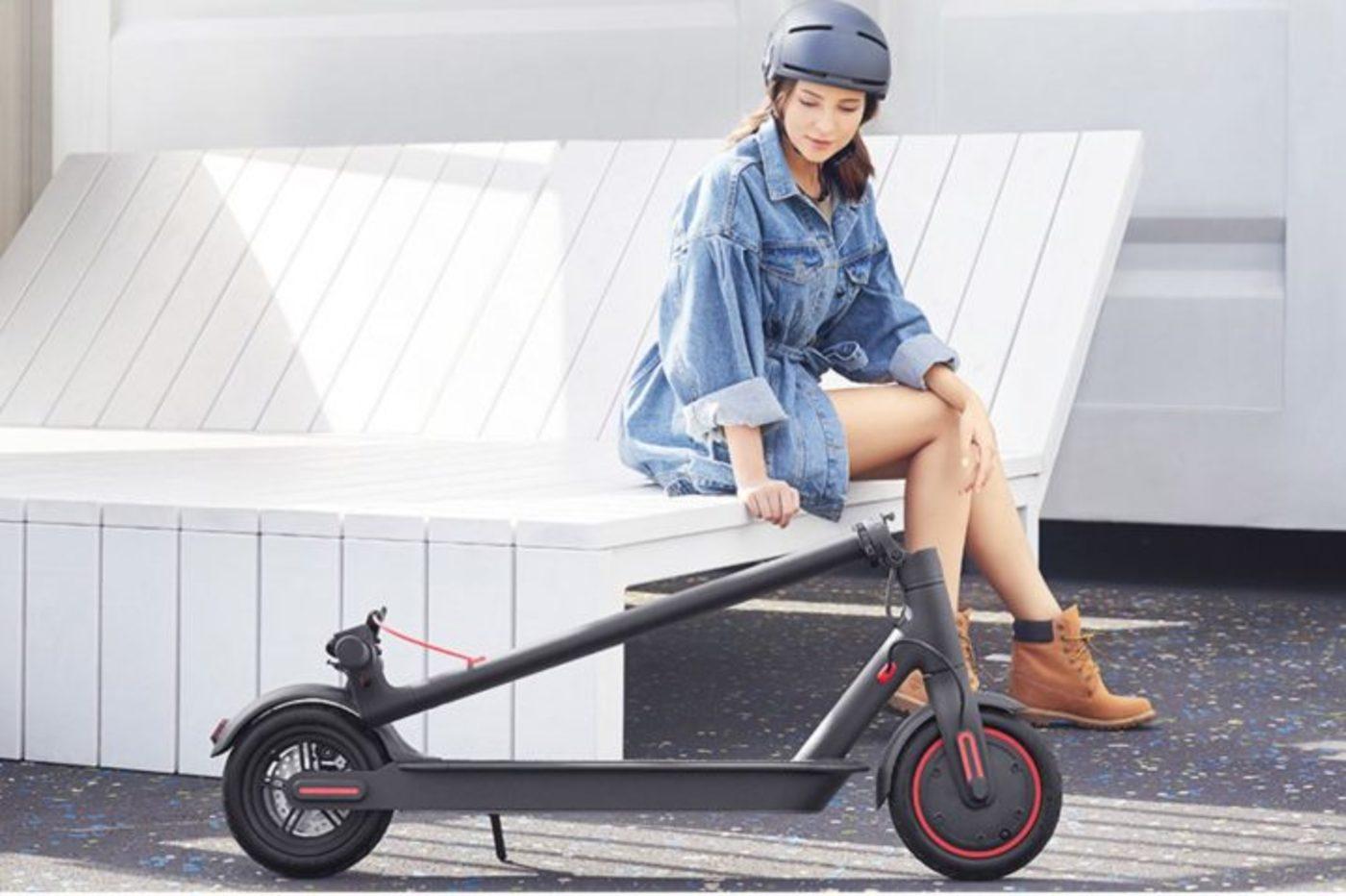 Xiaomi présente sa trottinette M365 Pro — Mobilité urbaine