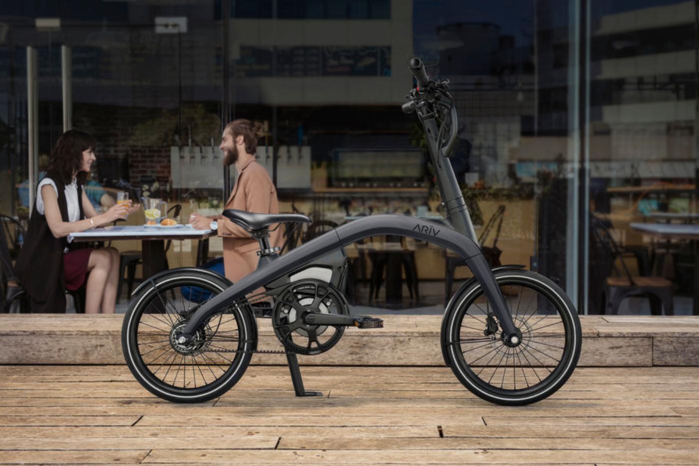 General Motors vélo électrique