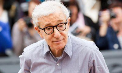Le réalisateur Woody Allen