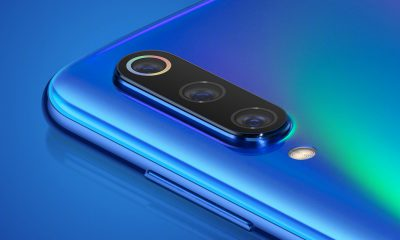 Xiaomi Mi 9 capteurs photo