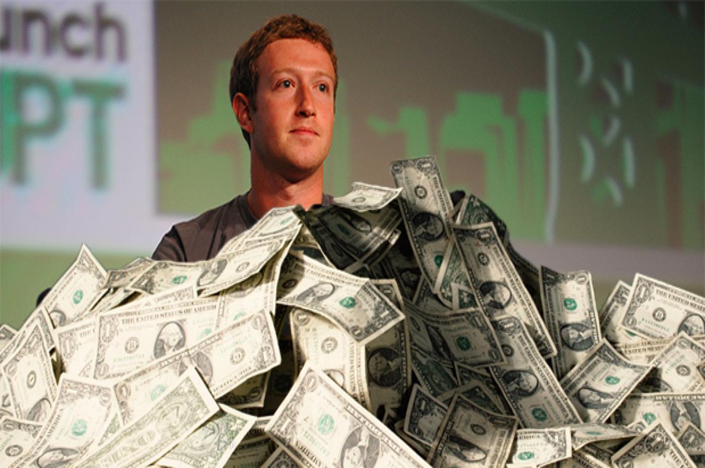 Mark Zuckerberg a gagné plus de 6 milliards de dollars hier