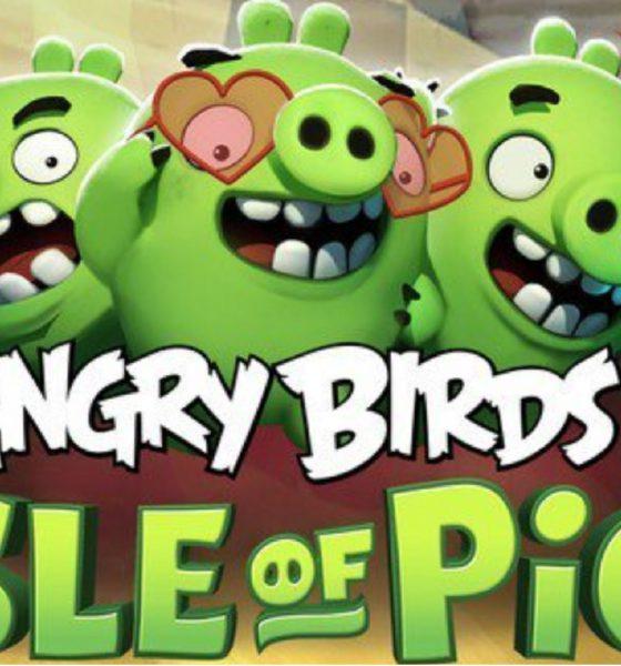 Angry Birds AR