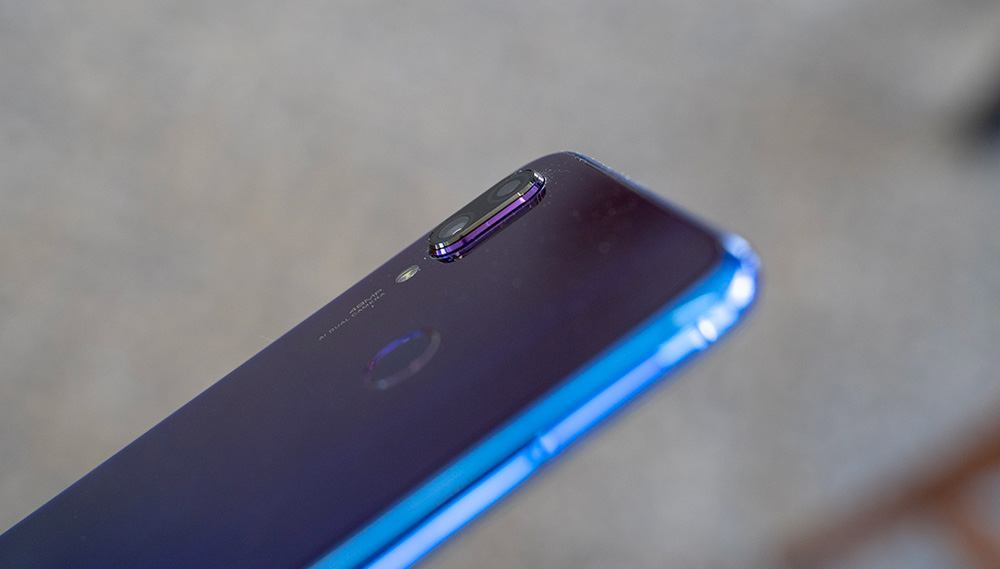 Capteur photo arrière du Redmi Note 7