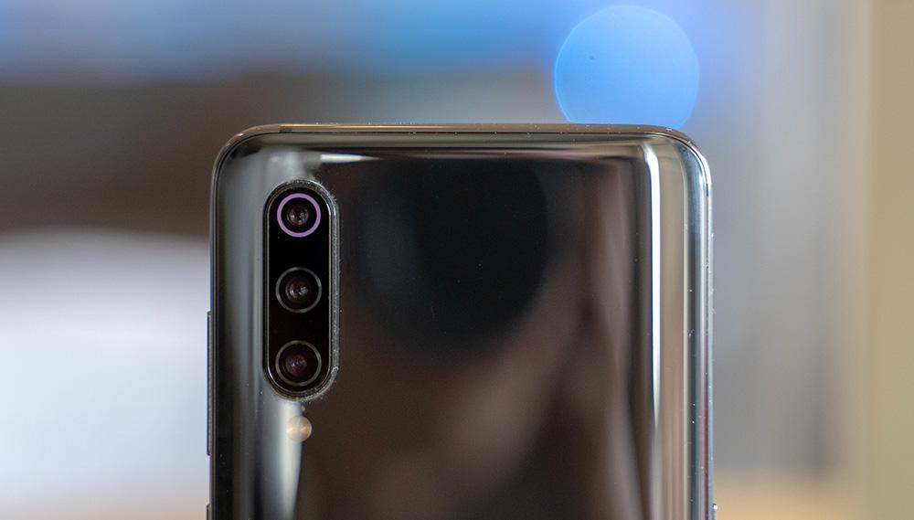 Le triple Capteur photo Xiaomi Mi 9
