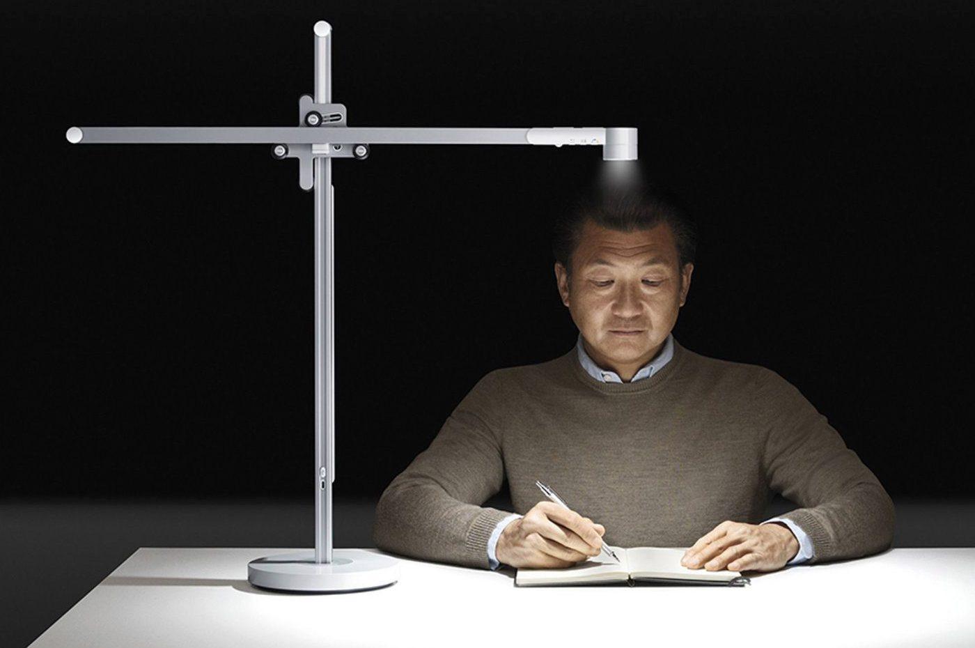 Dyson promet que sa nouvelle lampe durera 60 ans