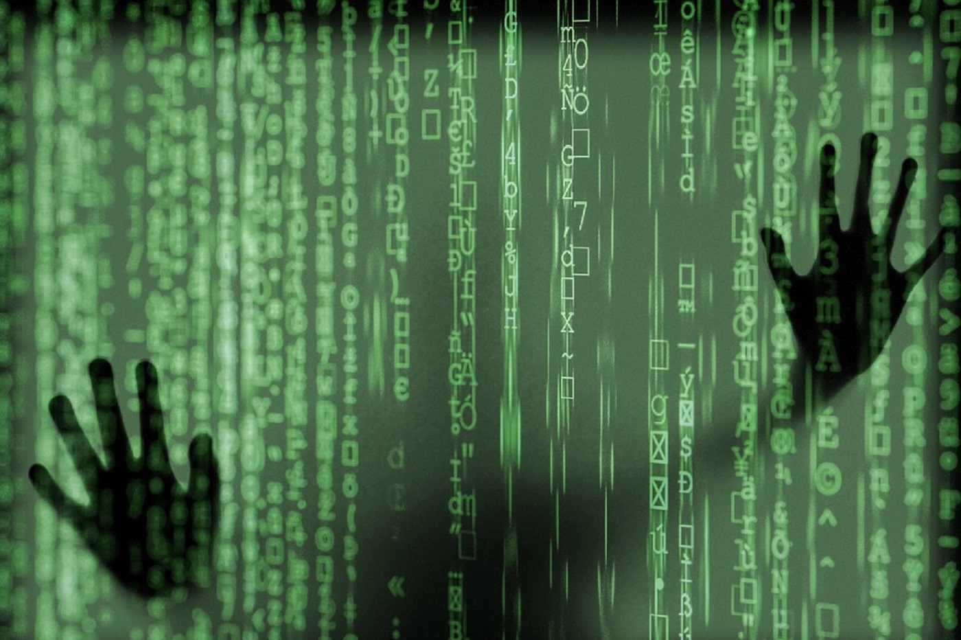 Hacker, pirate, faille de sécurité, code, cyberattaque, piratage