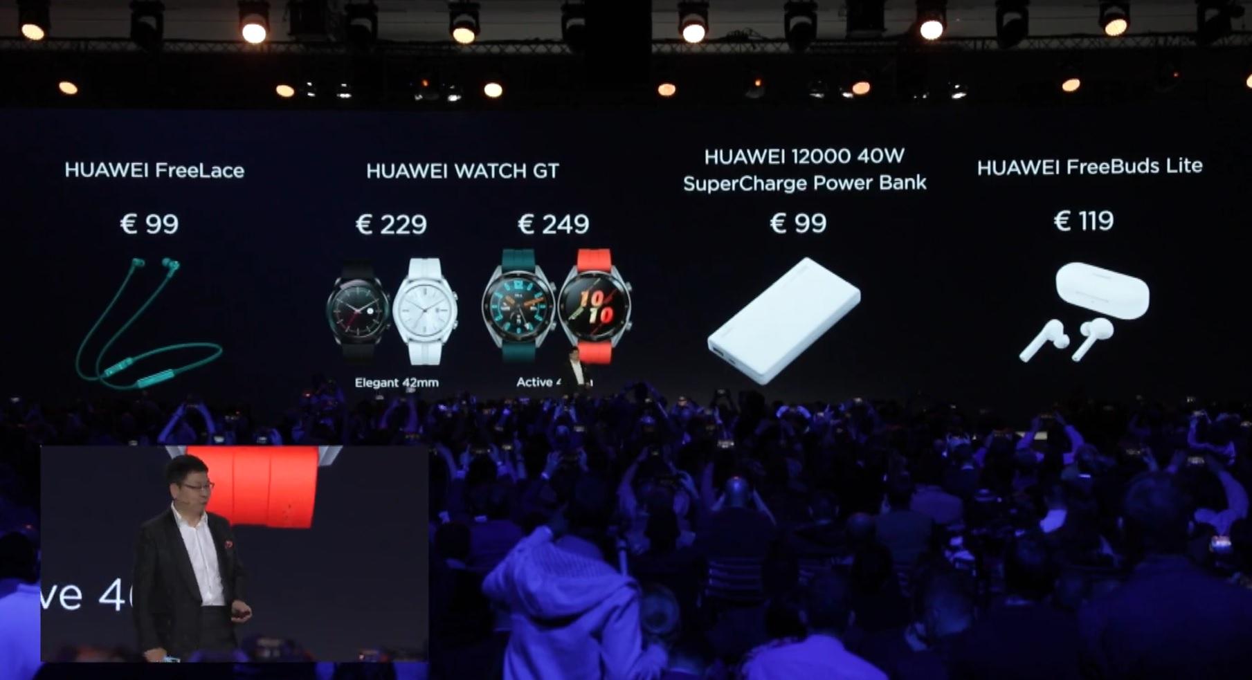 Keynote Huawei