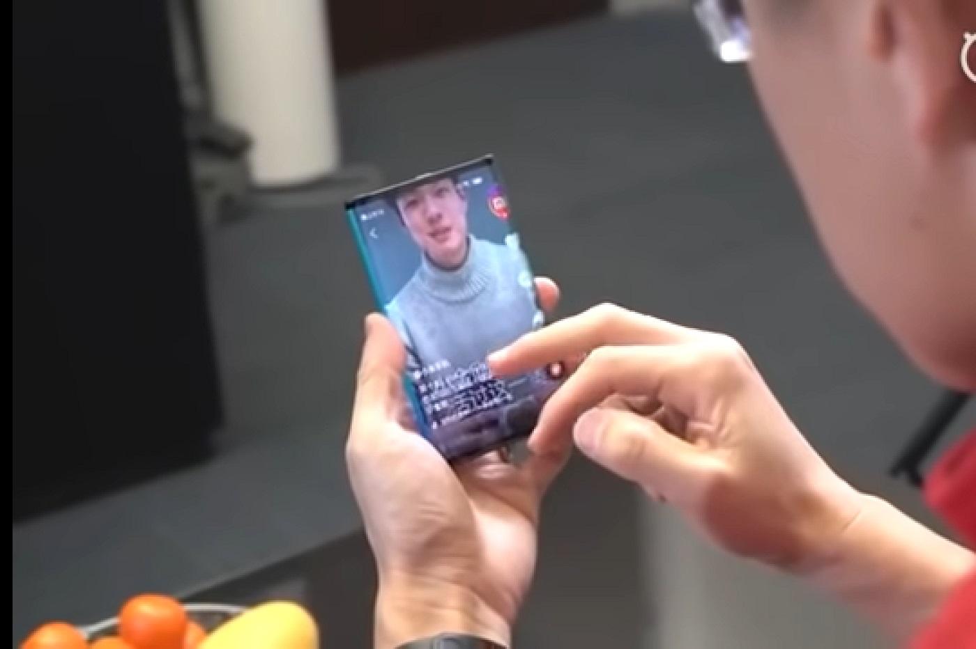 Le smartphone pliable de Xiaomi