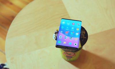 Le smartpone Pliable de Xiaomi dans une nouvelle vidéo