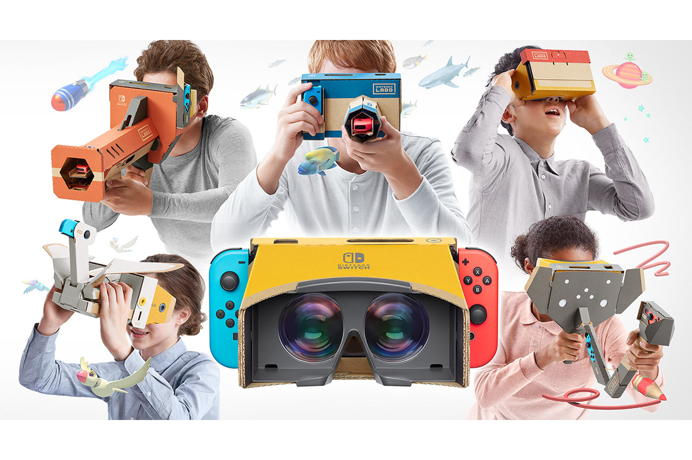 Nintendo Switch Kit VR