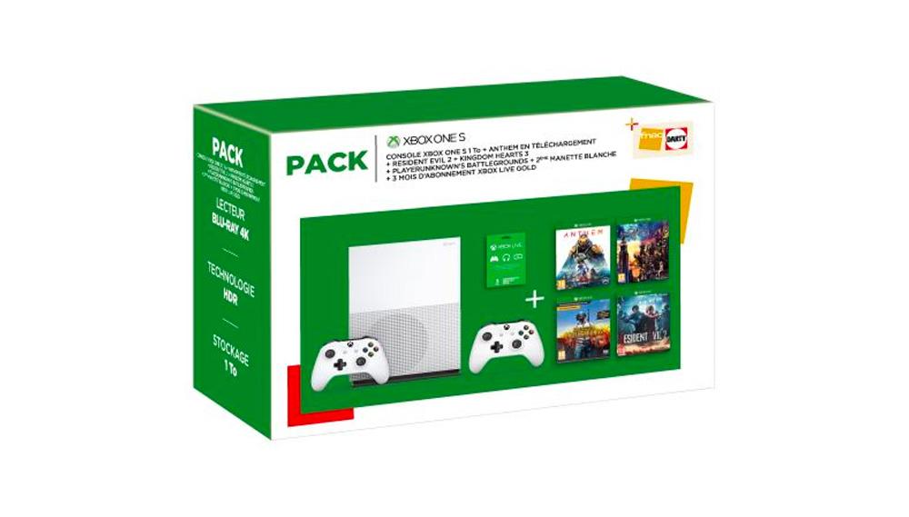 Pack Xbox One