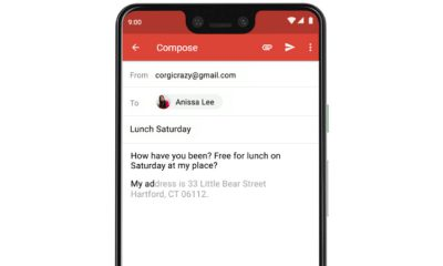 Smart Compose sur Gmail
