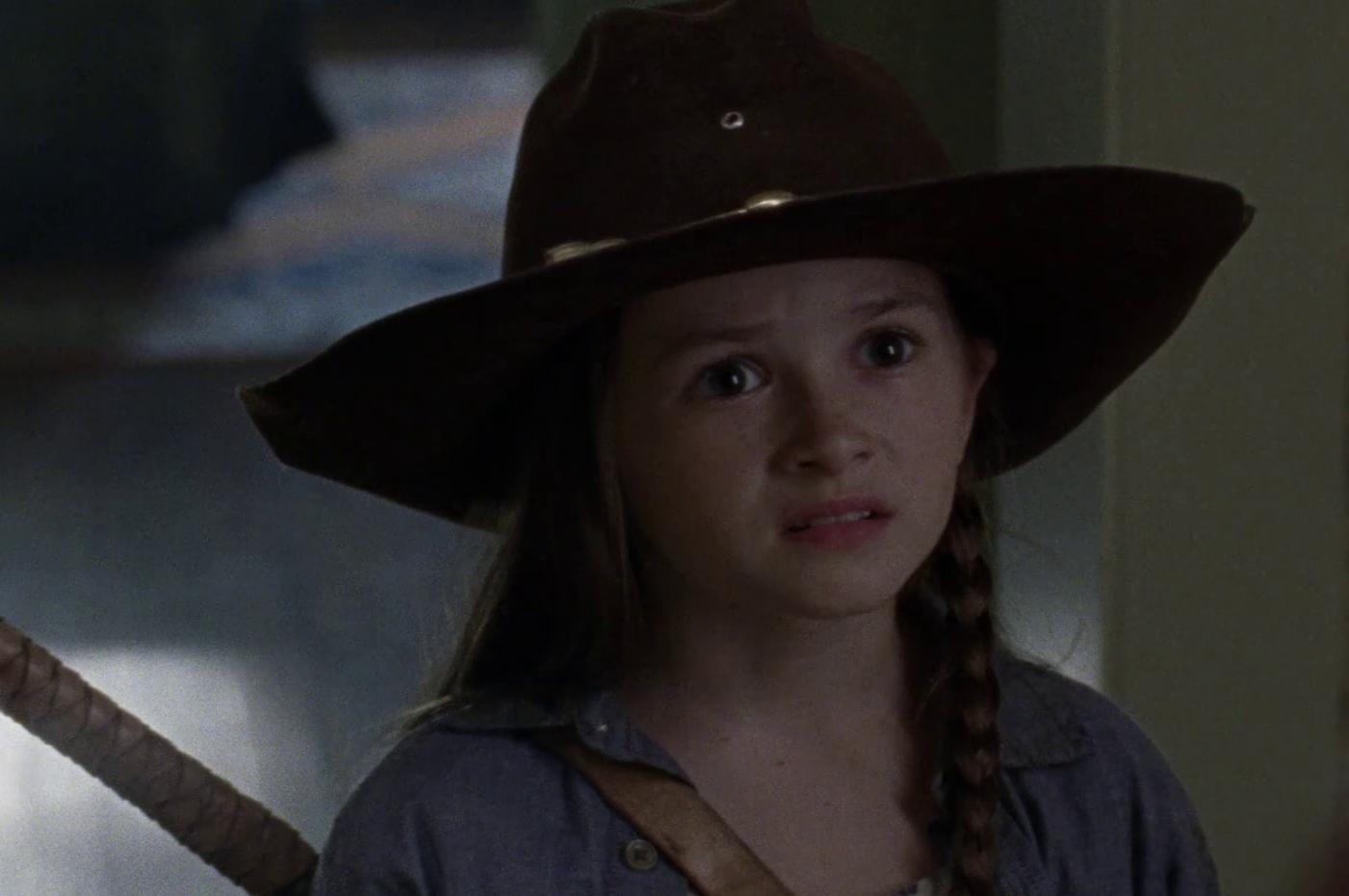 The Walking Dead pense à faire revenir Carl Grimes