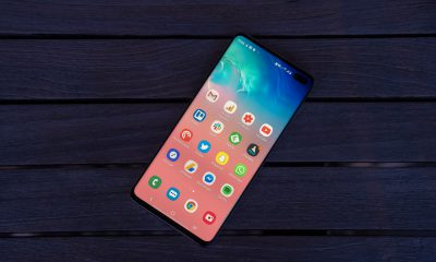 Test Samsung Galaxy S10+
